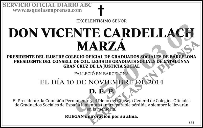 Vicente Cardellach Marzá